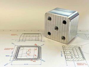 additiv gefertigter Formeinsatz; Projekt NextMould