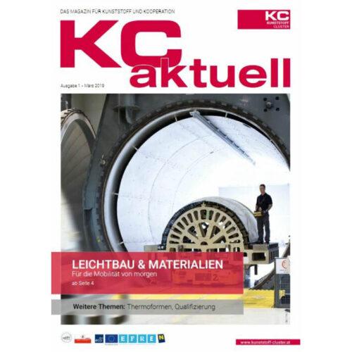 Kunststoff Cluster Ausgabe März 2019